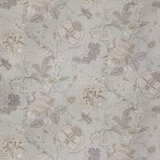 Haze Floral Drapery and Upholstery Fabric by Fabricut