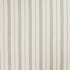 Lemon Zest Stripes Drapery and Upholstery Fabric by Trend