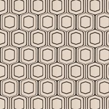 Dice Geometric Drapery and Upholstery Fabric by Fabricut