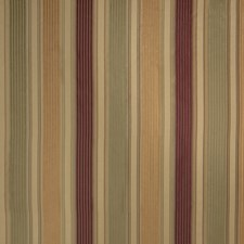 Gold Stripes Drapery and Upholstery Fabric by Stroheim