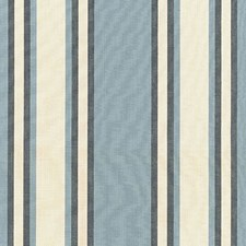Chambray/Indigo Drapery and Upholstery Fabric by Schumacher