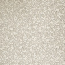 Moonstone Paisley Drapery and Upholstery Fabric by Stroheim