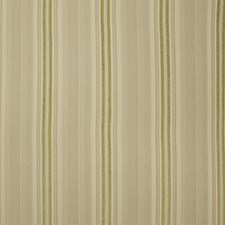 Spearmint Stripes Drapery and Upholstery Fabric by Stroheim