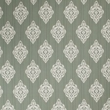 Mineral Medallion Drapery and Upholstery Fabric by Stroheim