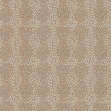 Taupe Animal Drapery and Upholstery Fabric by Fabricut