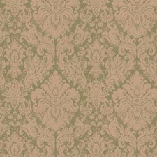 Rosemary Damask Drapery and Upholstery Fabric by Vervain
