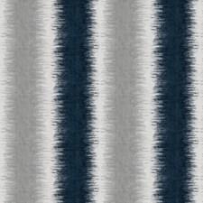 Indigo Jacquard Pattern Drapery and Upholstery Fabric by Fabricut