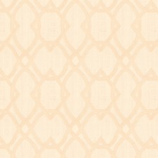 Creme Geometric Drapery and Upholstery Fabric by Fabricut