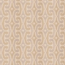 Oyster Jacquard Pattern Drapery and Upholstery Fabric by Fabricut