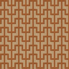 Sienna Lattice Drapery and Upholstery Fabric by S. Harris
