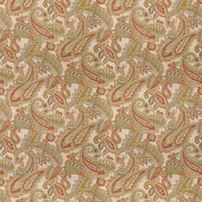 Multi Paisley Drapery and Upholstery Fabric by Fabricut