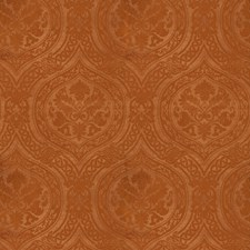 Copper Print Pattern Drapery and Upholstery Fabric by Vervain