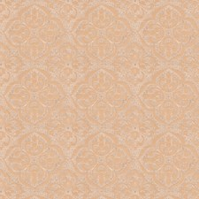 Cappuccino Medallion Drapery and Upholstery Fabric by Fabricut