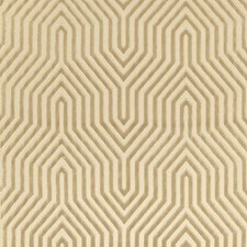 Greige Drapery and Upholstery Fabric by Schumacher