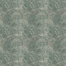 Spearmint Leaves Drapery and Upholstery Fabric by Stroheim