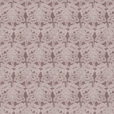 Cherry Blossom Embroidery Drapery and Upholstery Fabric by Stroheim