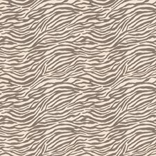 Charcoal Animal Drapery and Upholstery Fabric by Trend