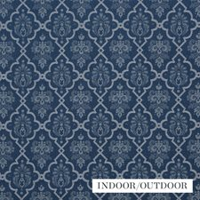 Denim Drapery and Upholstery Fabric by Schumacher