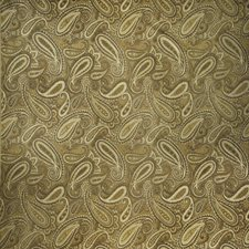 Seafoam Paisley Drapery and Upholstery Fabric by Trend