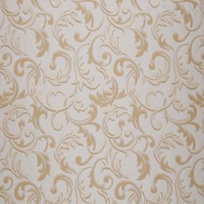 Beige Lattice Drapery and Upholstery Fabric by Trend