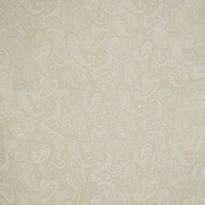 Sand Paisley Drapery and Upholstery Fabric by Trend