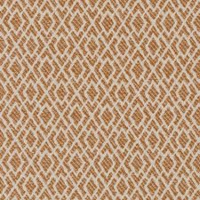 Melon Diamond Drapery and Upholstery Fabric by Duralee