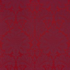 Ruby Drapery and Upholstery Fabric by Schumacher