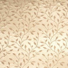 Wheat Embroidery Drapery and Upholstery Fabric by Trend
