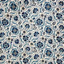 Lapis Global Drapery and Upholstery Fabric by Trend