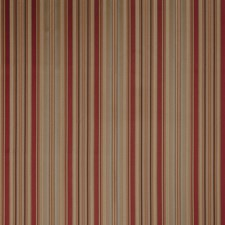 Vermillion Stripes Drapery and Upholstery Fabric by Trend