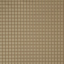 Mocha Small Scale Woven Drapery and Upholstery Fabric by Trend