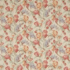 Floral Tapestry Drapery and Upholstery Fabric by Greenhouse