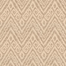 Stone Flamestitch Drapery and Upholstery Fabric by Trend