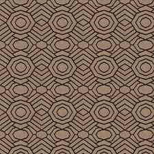 Onyx Ivory Contemporary Drapery and Upholstery Fabric by S. Harris
