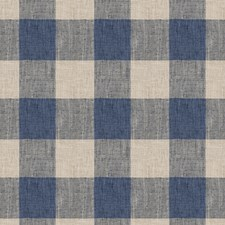 Lakeland Check Drapery and Upholstery Fabric by Trend