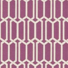 Peony Geometric Drapery and Upholstery Fabric by Fabricut