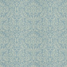 Lagoon Print Pattern Drapery and Upholstery Fabric by Vervain