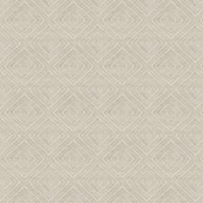 Sand Diamond Drapery and Upholstery Fabric by Stroheim