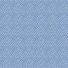 Cobalt Lattice Drapery and Upholstery Fabric by Fabricut