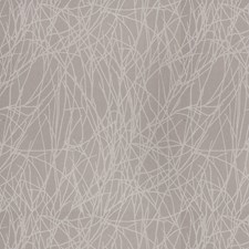 Ecru Geometric Drapery and Upholstery Fabric by Fabricut