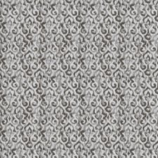 Graphite Print Pattern Drapery and Upholstery Fabric by Fabricut