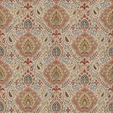 Autumn Paisley Drapery and Upholstery Fabric by Fabricut