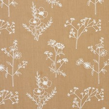 Camel Drapery and Upholstery Fabric by Schumacher