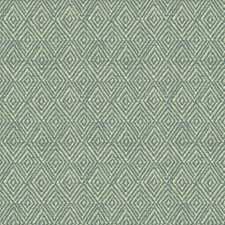 Wave Geometric Drapery and Upholstery Fabric by Brunschwig & Fils