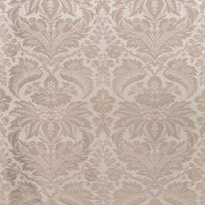 Grey Damask Drapery and Upholstery Fabric by Brunschwig & Fils
