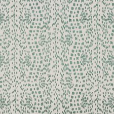 Jade Animal Skins Drapery and Upholstery Fabric by Brunschwig & Fils