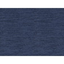 Navy Texture Drapery and Upholstery Fabric by Brunschwig & Fils