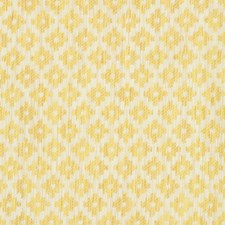 Canary Diamond Drapery and Upholstery Fabric by Brunschwig & Fils