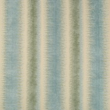 Seafoam Stripes Drapery and Upholstery Fabric by Brunschwig & Fils