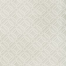 Dove Geometric Drapery and Upholstery Fabric by Brunschwig & Fils